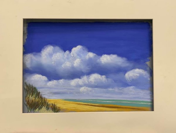 Pastel Clouds Demonstration