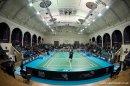 Albert Hall Nottingham NBL Badminton