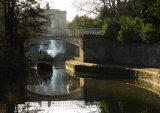 December Sunshine  -  Sydney Gardens, Bath