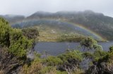 Rainbow, Dove Lake, Tasmania