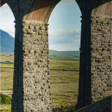 An Archway of Ribblehead Viaduct