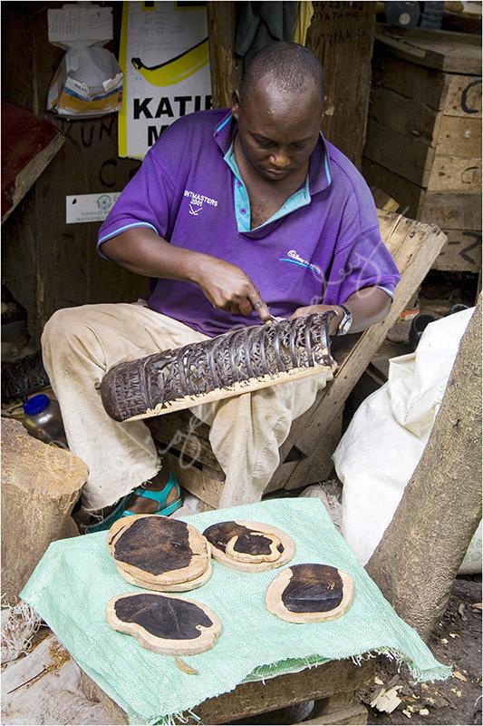 Carving Ebony