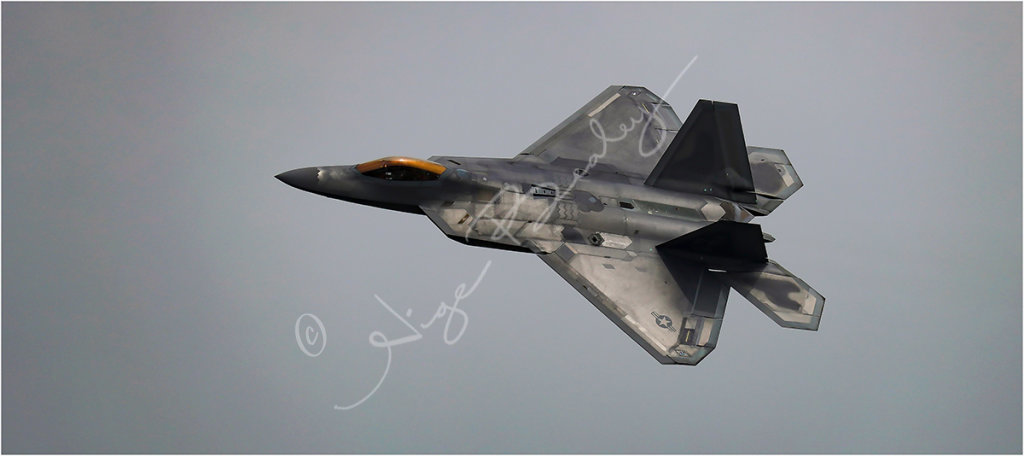 USAF Lockheed Raptor