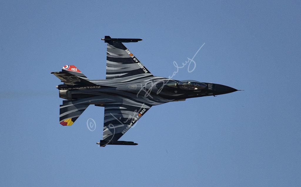 Belgium Airforce  F16