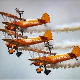 Wing Walkers display