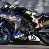 Indy Offer, Junior Supersport at the Chicane