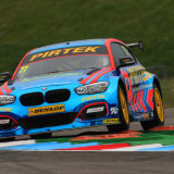 Andrew Jordan at the Chicane, test day 2017