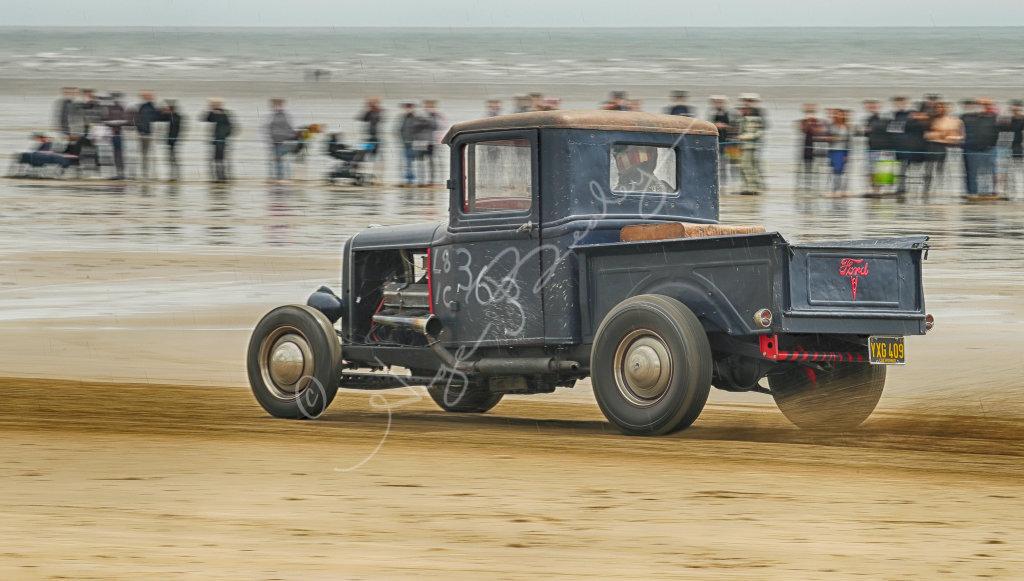 Beach speeder