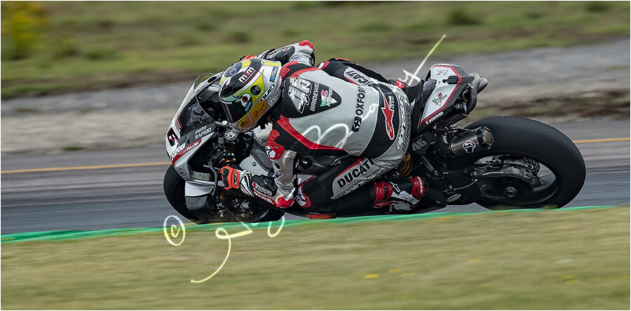 Tommy Bridewell at Cobb