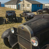 Hot Rods Waiting