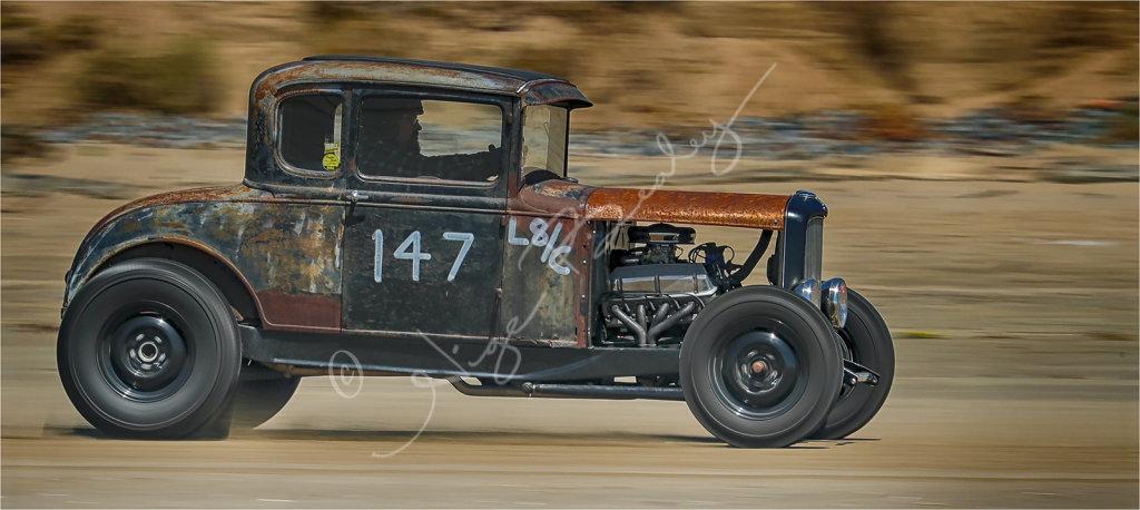 Pendine Racer 2