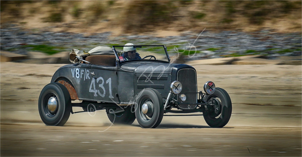 Pendine Racer 3