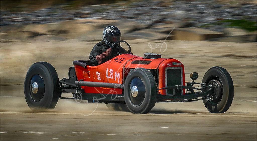 Pendine Racer 5