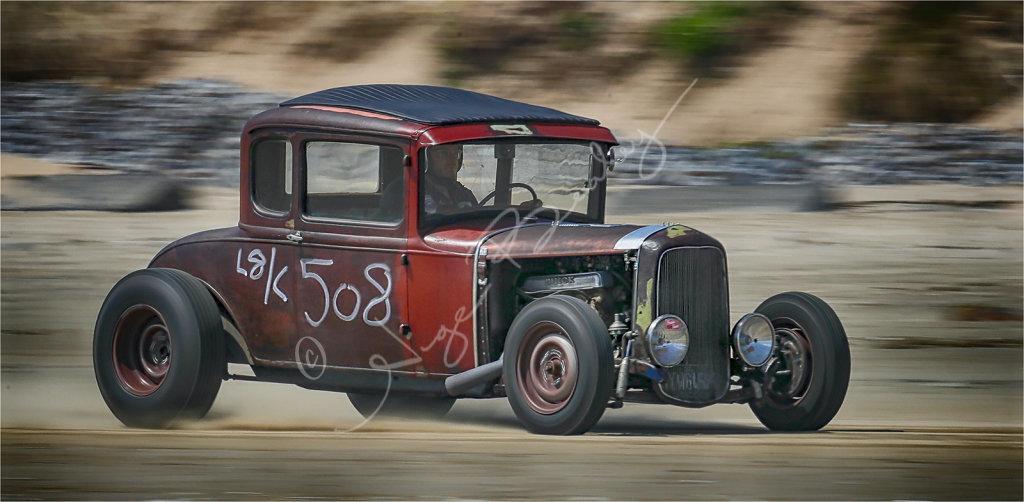 Pendine Racer 4