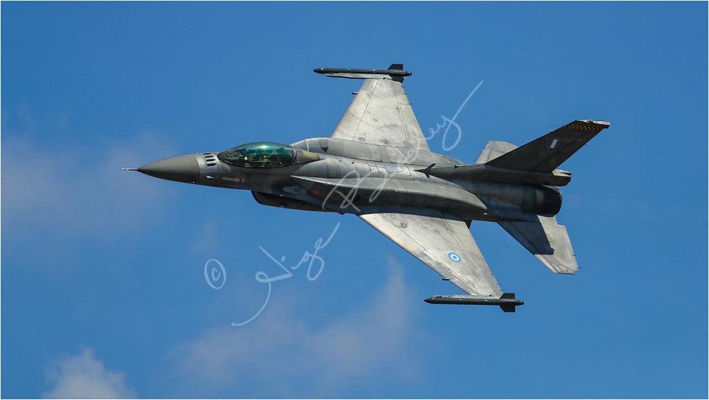 Lockheed Martin F-16C Team Zeus