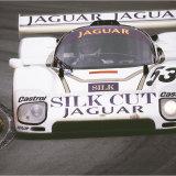Derek Warwick, Silk Cut Jaguar 1980's