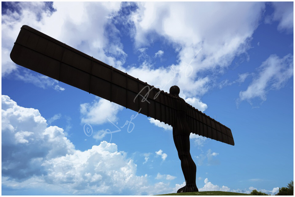 Anthony Gormley's Angel of the North