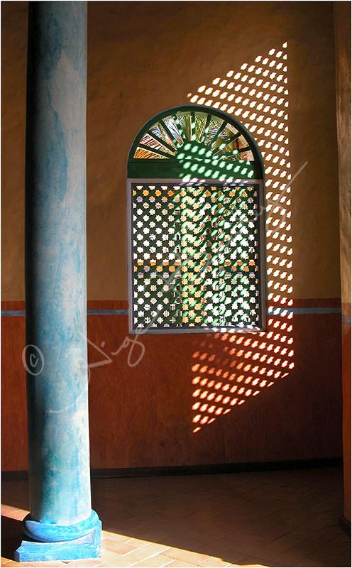 Shadows at the Grand Ventana