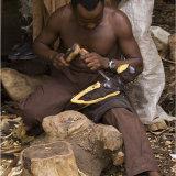Akamba Wood Carver