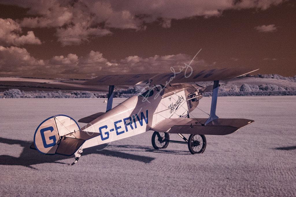 WW1 Bi Plane
