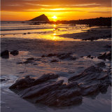 Wembury Sunset