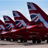 Red Arrows Static
