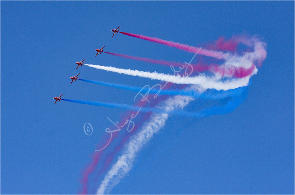Red Arrows Pictorial