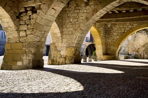 Arcades of Monpazier