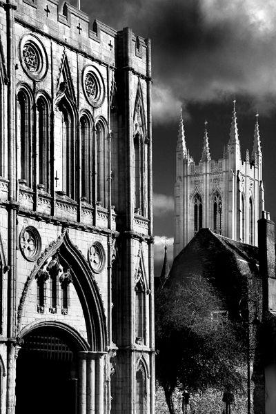Abbey Gateway & Norman Tower