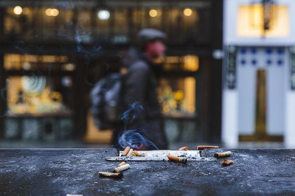secondary smoke