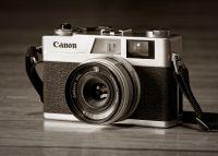 Canonet 28 rangefinder (1973)