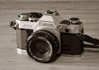 Canon AT-1 SLR (1976)