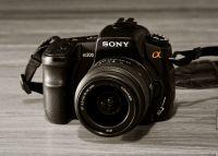 Sony A200 DSLR (2008)