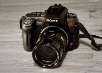 Sony A550 DSLR (2009)