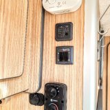 Camper heating-hot water and tank levels