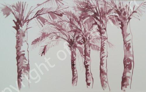 'Rose palms'