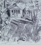 'The new summerhouse'