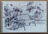 'October bench'