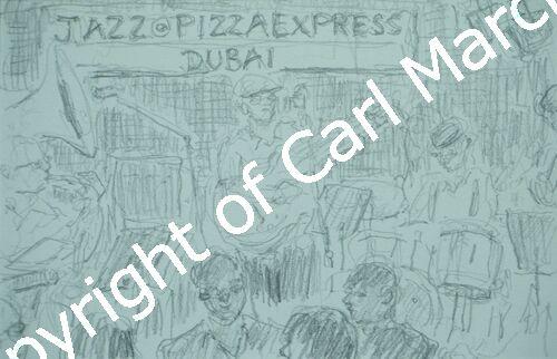 'Jazz @ Pizza Express'