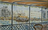 'View from the restaurant, Dubai Creek'