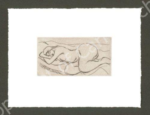 'Julia Sleeping'