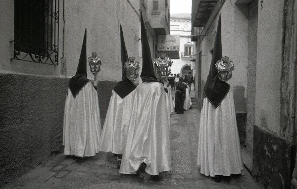 Easter Procession - Málaga - Spain 1991