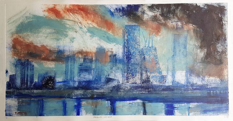 Docklands Red Mist