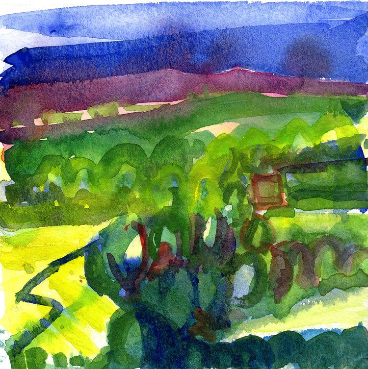 Hannington Landscape Small