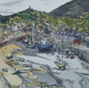 Ramsey Harbour, Ebb Tide  SOLD