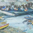 Boats, Porthleven