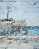 Lighthouse, St Ives  SOLD