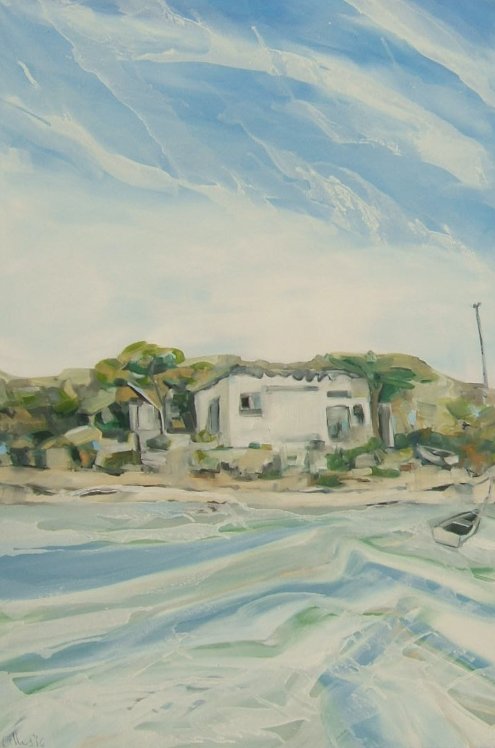 Fisherman's Cottage, Farol I  sold