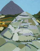 THREE HILLS (SICILY) III   (sold)