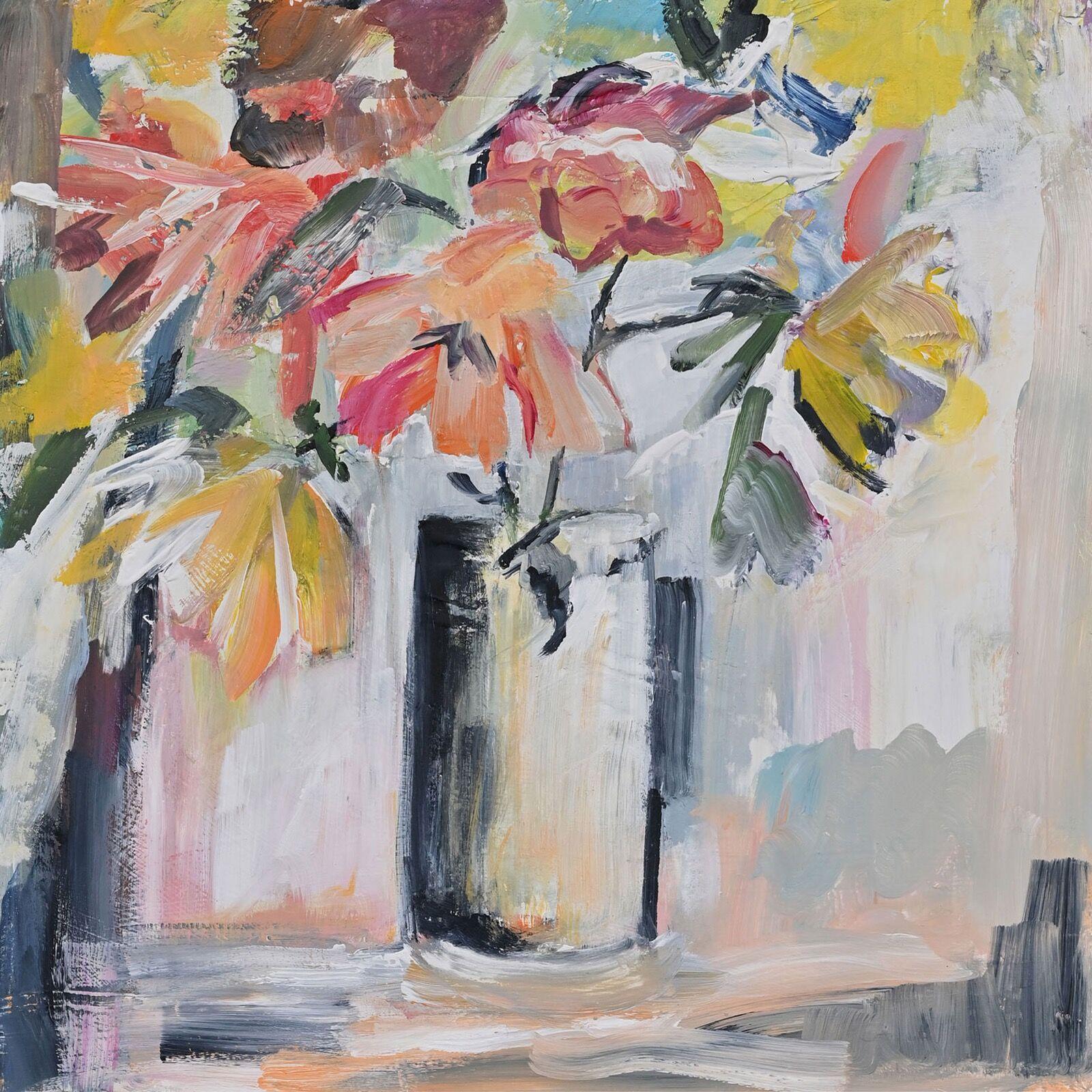 Autumn vase 40x40 £300